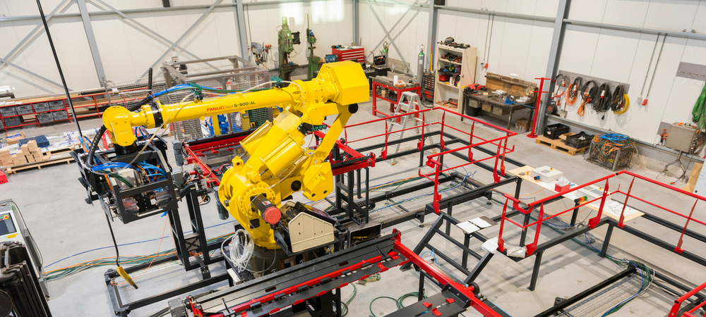KV-Techniek | The Robot Company