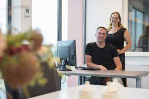 Bastiaan en Annemarie | KV-Techniek