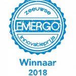 Zeeuwse Innovatieprijs Emergo logo